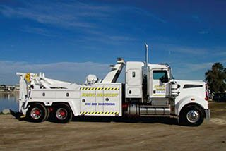Adelaide Tow Trucks - Heavy Tow Truck 2